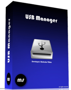 USB Manager 2.05 Crack For Key Latest Version
