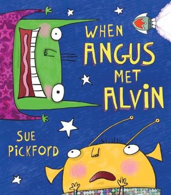"""Image result for When Angus met Alvin / Sue Pickford."""""""