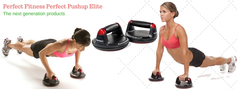 Perfect Fitness Push-up