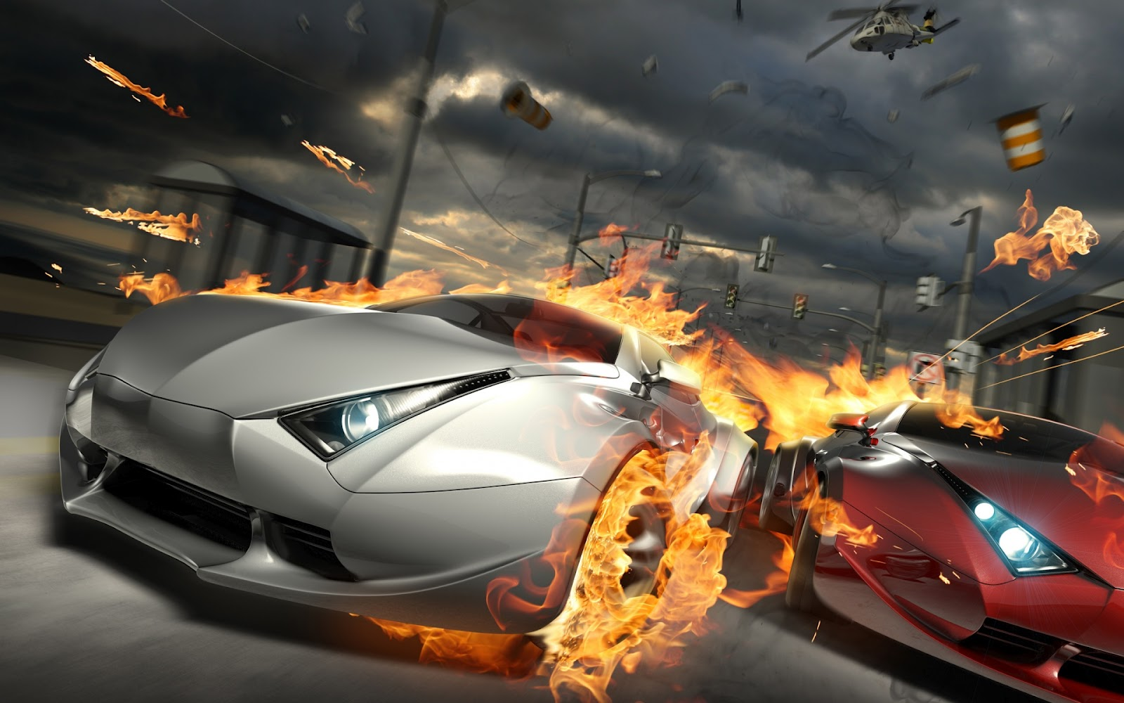 Stay Timeless and Entertaining With Cool Car Racing Games Online     top racing games