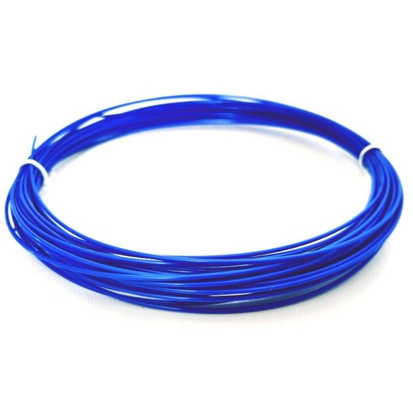 modrý tenisový výplet
