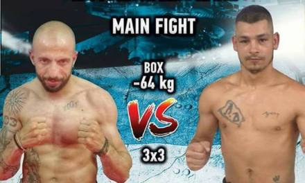 FIGHT VICTORY 3-July 9-Pro Boxing Fight