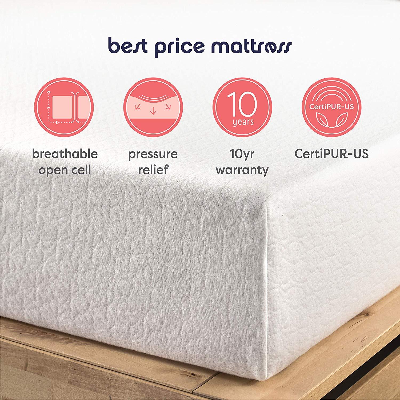 Best Price Mattress Memory Foam feathers
