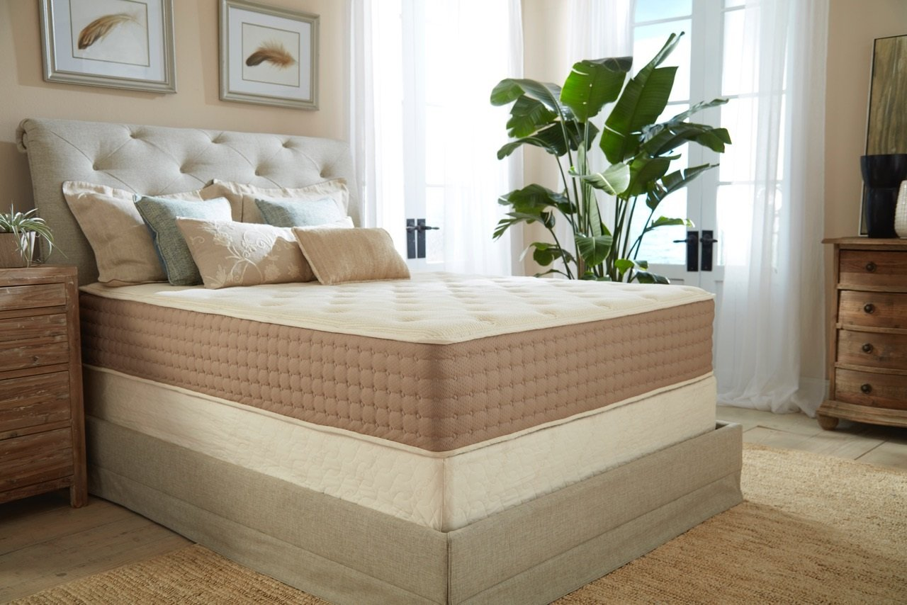 Hybrid Mattress Latex topratedhomeproducts