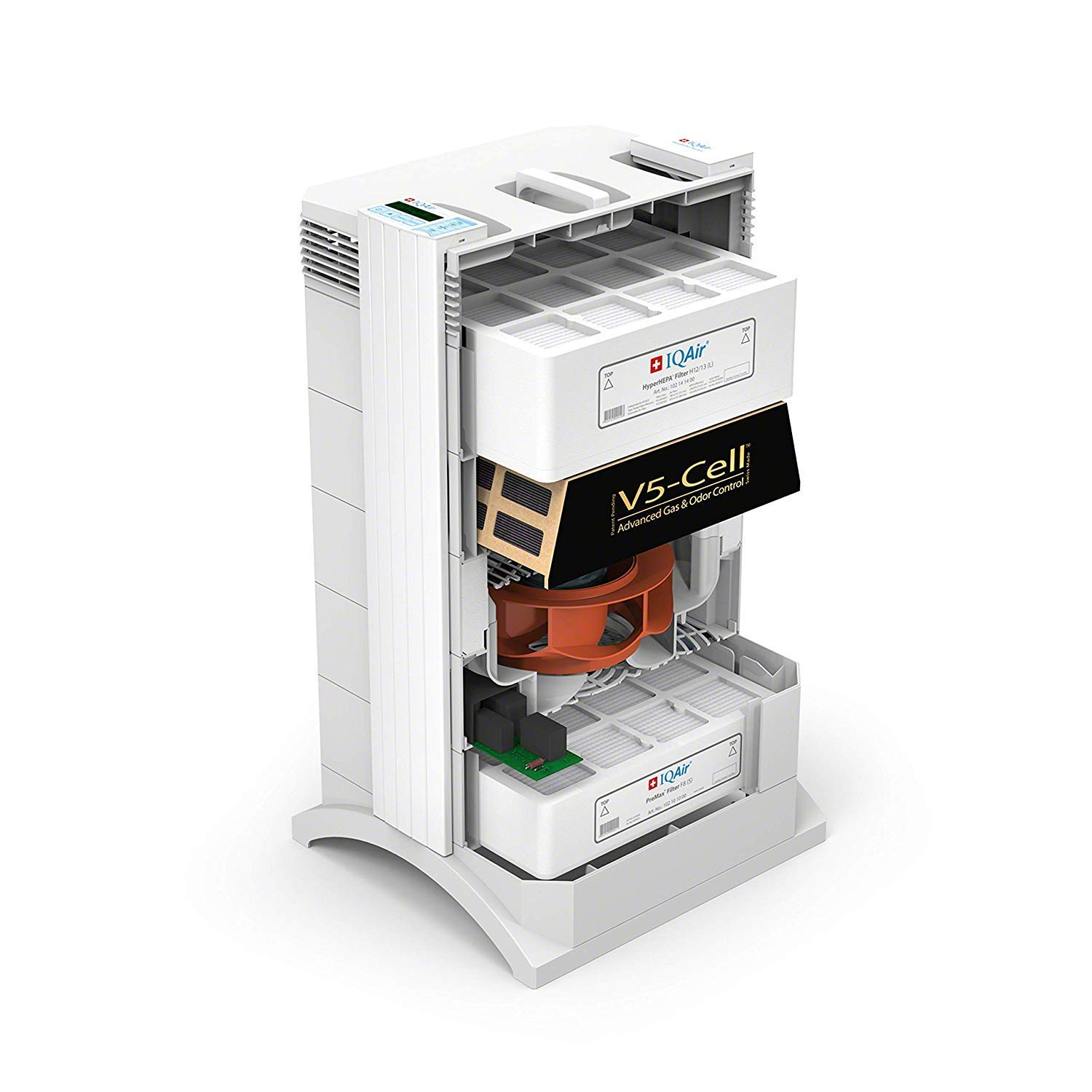 IQ-Air Best Air Purifier topratedhomeproducts info