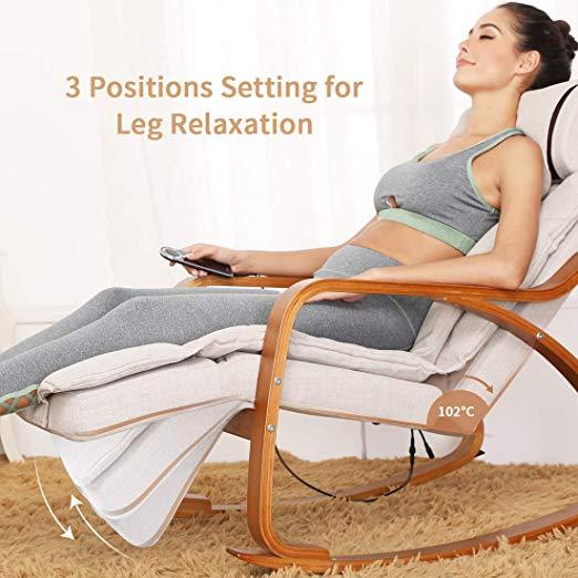 Silvox Massage Chair Recliner features