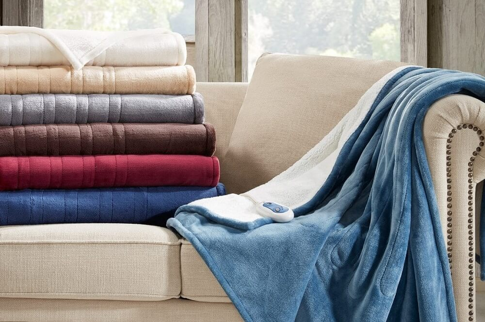 Best Electric Blanket - features of Electric Blankets - Topratedhomeproducts