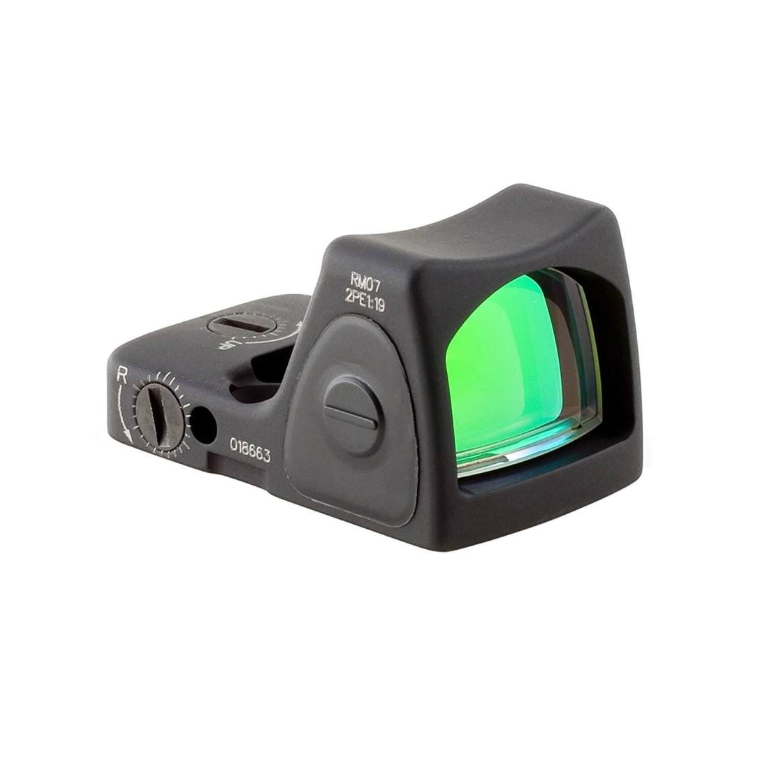 Trijicon Adjustable LED Red Dot Sight