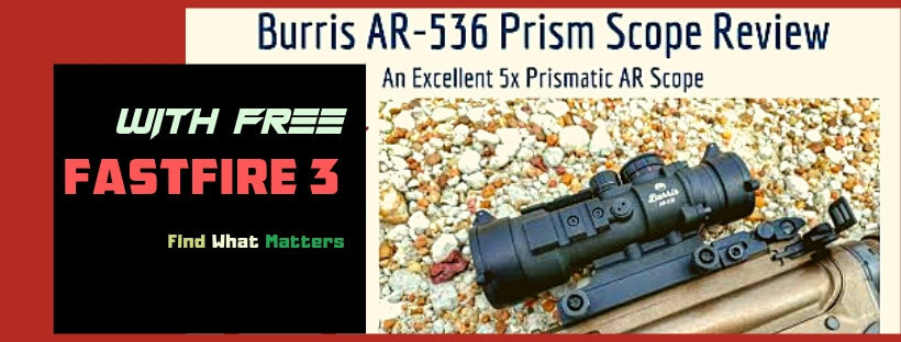 Burris ar-536 review