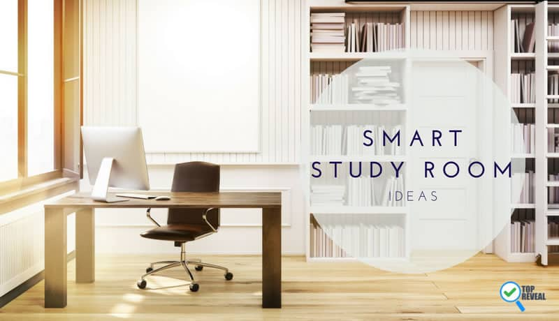 Smart Study Room Ideas That Are Fun And Focused Top Reveal
