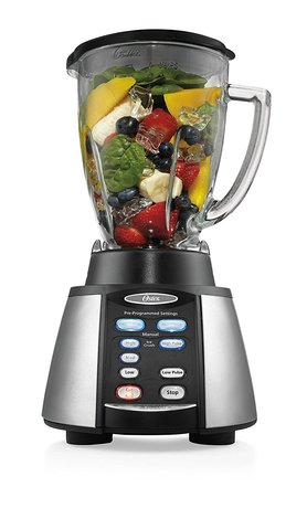 oster counterforms BVCB07-Z 6-cup glass jar 7-speed blender
