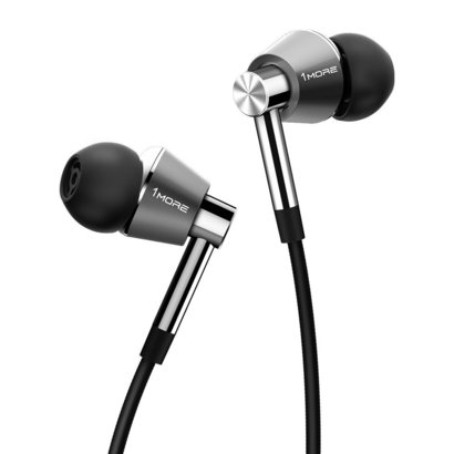 1more triple driver in-ear headphones with inline microphone and remote