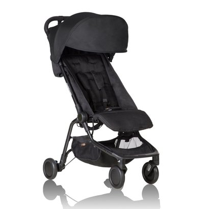 mountain buggy nano lightweight babies stroller with its own custom-fit carry satchel easy folding stroller