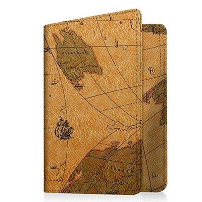 famavala rfid blocking case cover portable lightweight passport holder wallet
