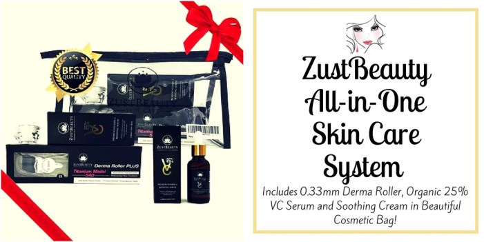 ZustBeauty All-in-One Skin Care System
