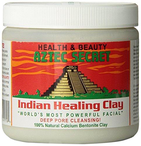 Aztec Secret - Indian Healing Clay Deep Pore Cleansing 100% Natural Calcium Bentonite Clay