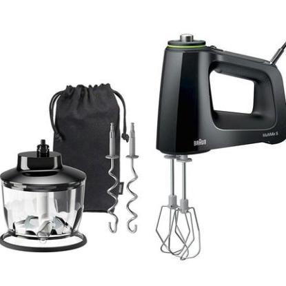 braun 350 watts multimix 5 hand mixer with chopper and smartmix technology