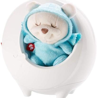 butterfly dreams 2-in-1 soother by fisher-price with color-changing nightlight, 3 auto-off timers, gentle music, nature sounds and white noise options