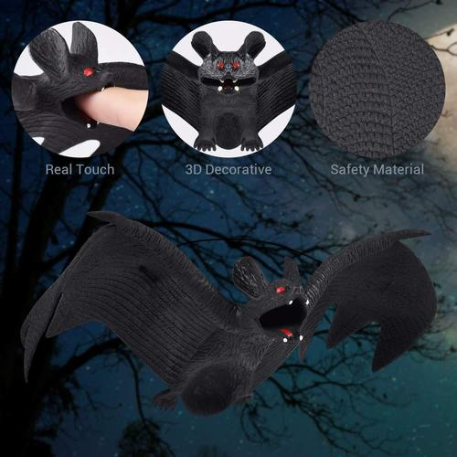 HANPURE Halloween Bat Hanging Home Decoration Gift Set