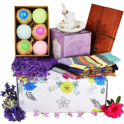 Vinakas Birthday Gift Baskets for Women - Perfect gift for Her