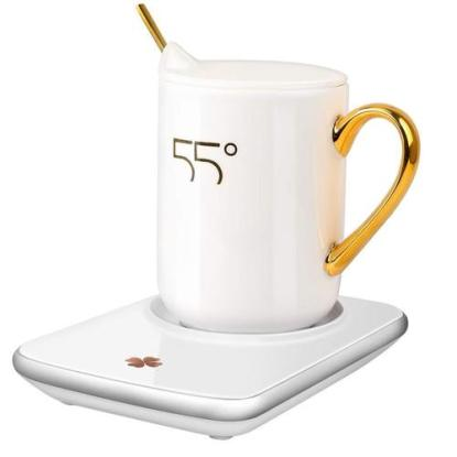 Misby Coffee Cup Warmer with 3 Adjustable Temperature Settings