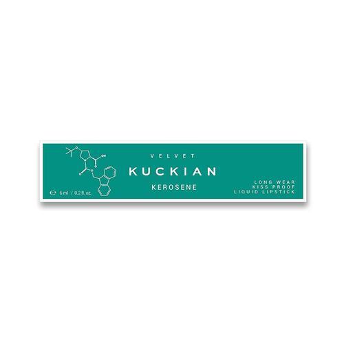 Vegan and Cruelty Free Velvet Supremé Liquid Lipstick with Vitamin E by Kuckian