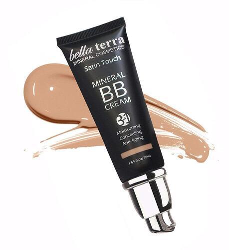 bella terra cosmetics weightless makeup foundation bb cream