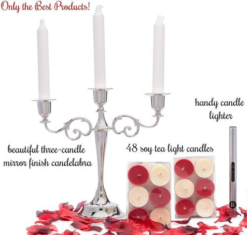 Packaged Romance Kit for Lovers by Romance Helpers