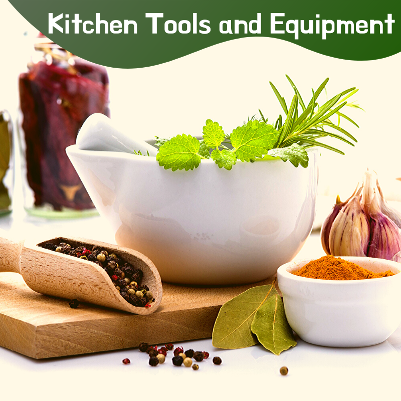 the best kitchen tools and equipment