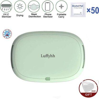 Luffyhh Multifunction Foldable and Aromatherapy Box Design Inside UV Sterilizer