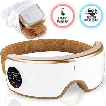 SereneLife SLEYMSG40 Foldable Smart Eye Massager