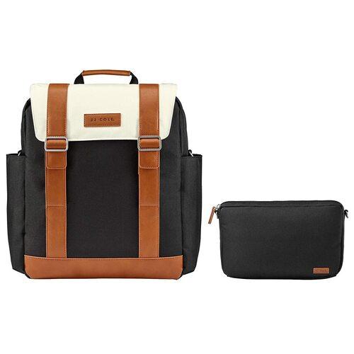 JJ Cole Bloomfield Modular Knapsack Diaper Bag