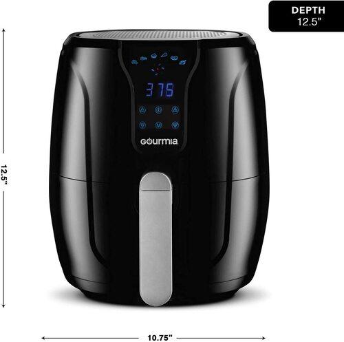 Gourmia 1300-watt GAF328 Air Fryer