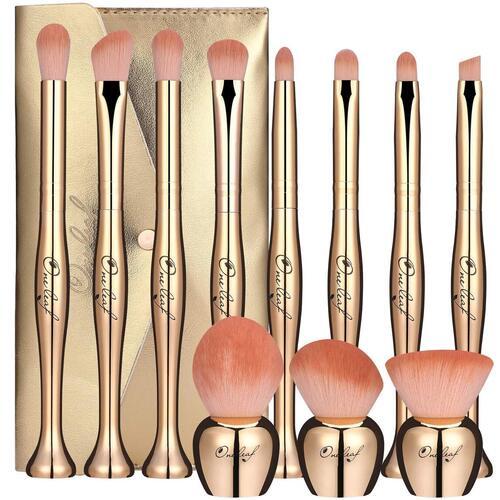 Oneleaf Standing Makeup Brush Set