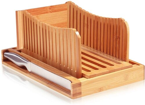 Bambüsi Bamboo Bread Slicer