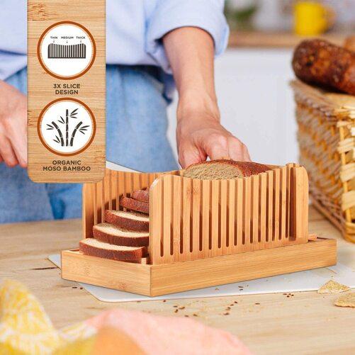 Bambüsi Bread Slicer