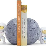 Astronaut Bookend Space Lovers Gift