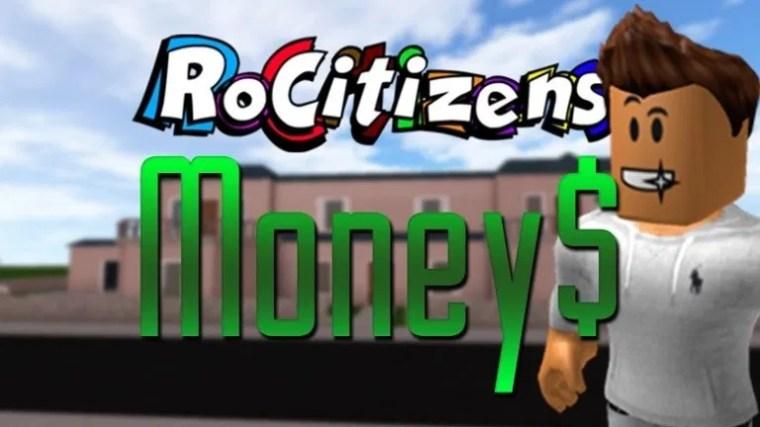 Rocitizens money Codes