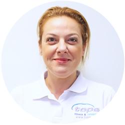 Aizu Ozgur BSc Physio MCSP