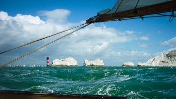 Passing the Needles