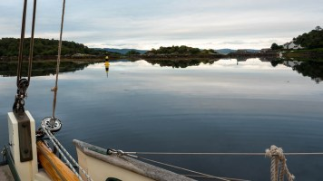 Evening in Tarbert