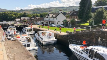 Fort Augustus cruisers