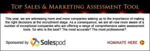 Top Sales & Marketing Assessment Tool 2013