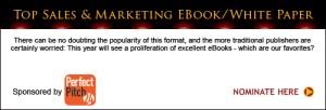 PerfectPitch sponsors Top Sales & Marketing eBook 2013
