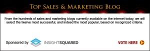 Top Sales & Marketing Awards Blog 2013