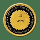 Gold Video 2014 Top Sales & Marketing Awards
