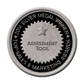 Silver Assessment Tool 2014 Top Sales & Marketing Awards