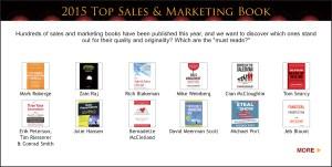Top Sales & Marketing Awards 2015 Book