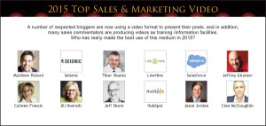 Top Sales & Marketing Awards 2015 Video
