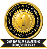 2016 Top Sales & Marketing eBook/White Paper - Gold